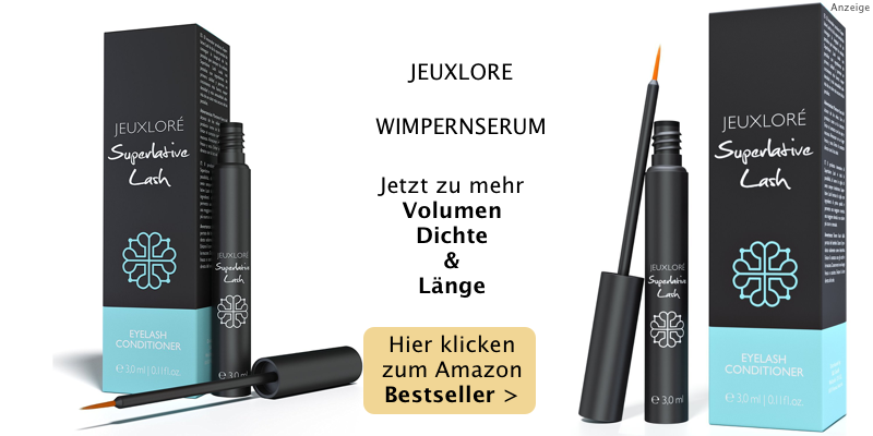 Wimpernserum Jeuxlore