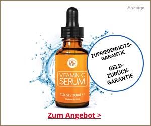 Vitamin C Serum Erfahrungen