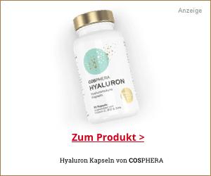 Cosphera Hyaluron Kapseln Angebot
