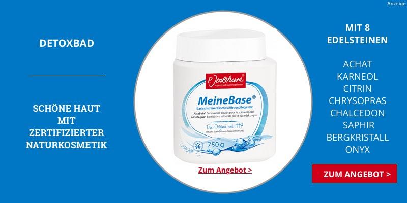 MeineBase Detoxbad Jentschura
