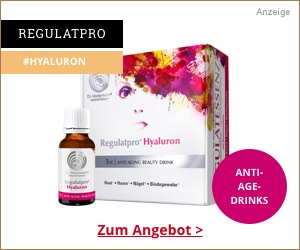 Regulat Pro Anti Age Drinks Hyaluron
